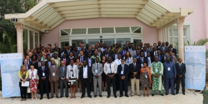 Participants at the Africa NDC regional meeting in Tunis